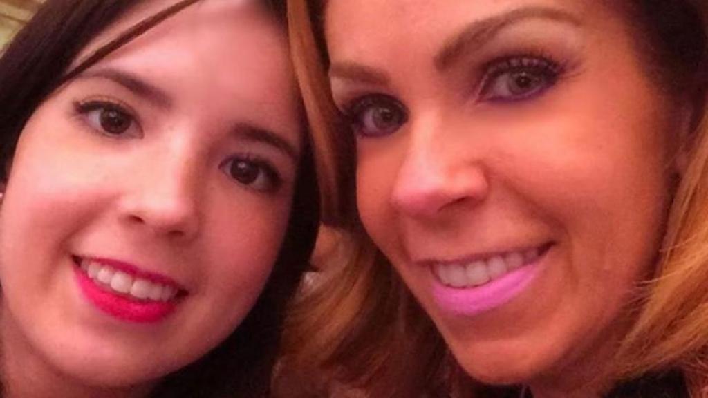 Daniela hizo una promesa con su madre antes de partir.