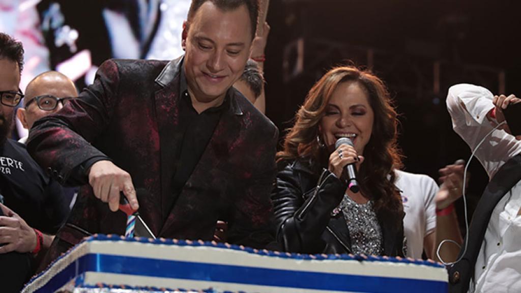 Mariano Osorio festejó 20 años al aire de su programa 'Hoy con Mariano'