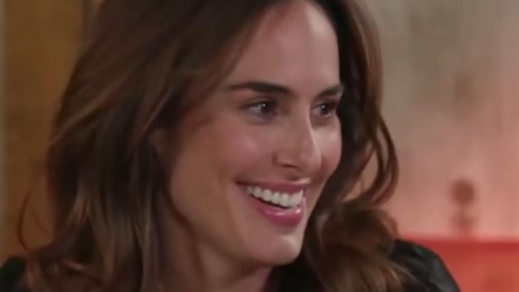 Ana Serradilla revela que Ileana Fox le presentó a su futuro esposo