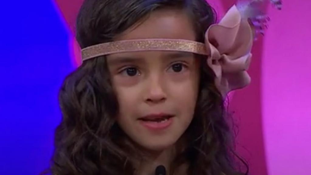 Marian de La Voz Kids pidió que el Team Lucero gane