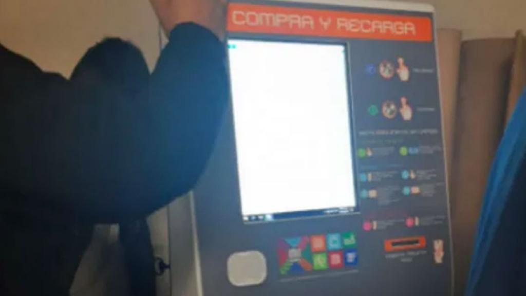 Implementan máquinas de recarga en metro de CDMX