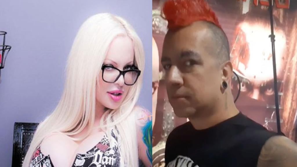 Sabrina Sabrok Erick Farjeat