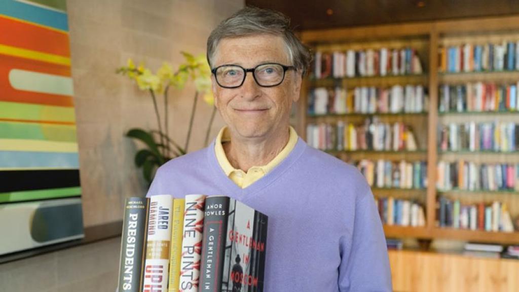 Bill Gates baila