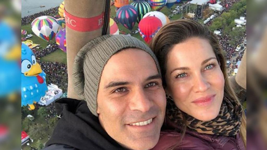 Rafa Márquez llama 'Fiona' a su esposa.