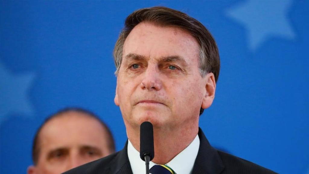 Jair Bolsonaro Covid-19 positivo