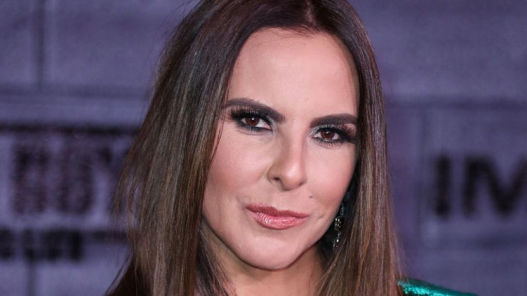Kate del Castillo presume cuerpazo en Miami