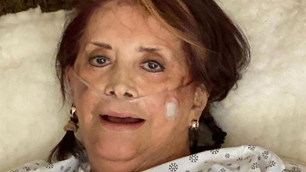 Cecilia Romo hija Claudia Edelman Hospitalización Emergencia Paro respiratorio Riñón Corazón