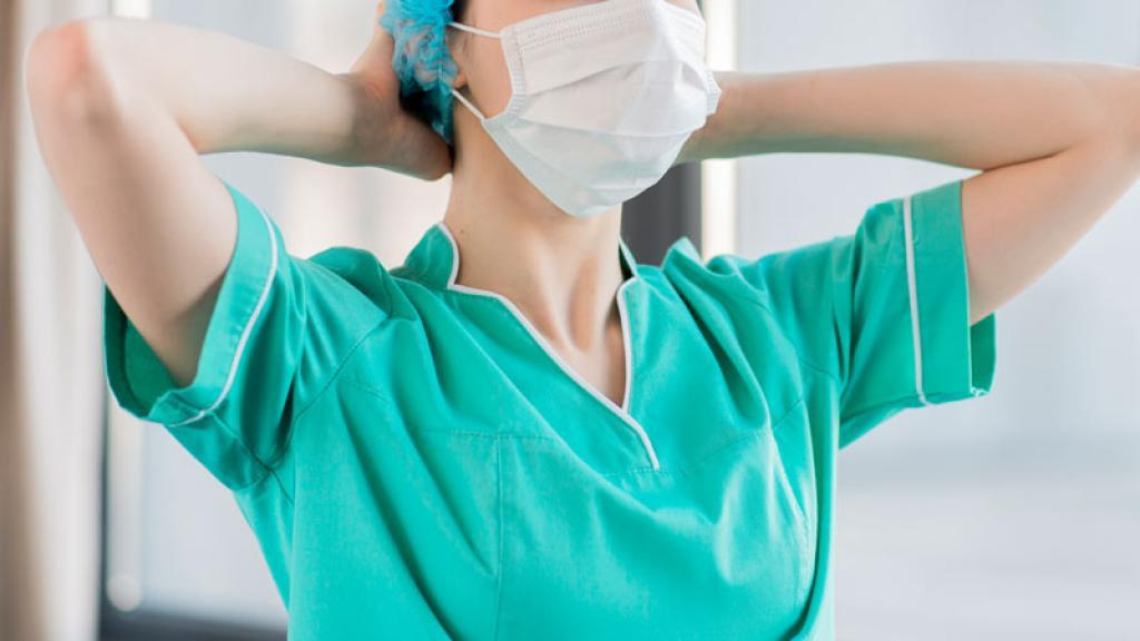 enfermera beirut
