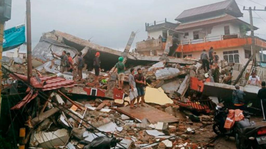 terremoto indonesia hospital