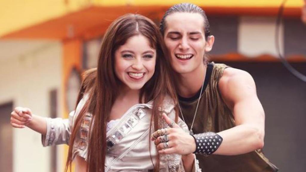 Karol y Emilio.