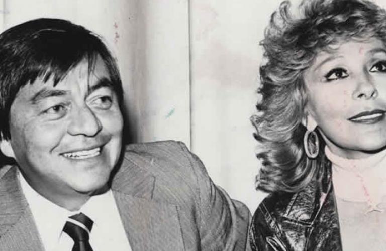 La actriz mexicana del Cine de Oro estuvo casada con el ex-gobernador de Tlaxcala durante 13 años, siendo el cuarto matrimonio de la actriz