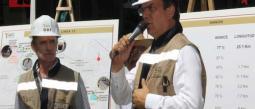 Marcelo Ebrard negó que la izquierda tendrá dos candidatos en el 2012. Foto: Notimex