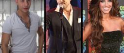 Christian Chávez, Miguel Bosé y Anahí grabarán una canción con Yuri y Gloria Estefan.