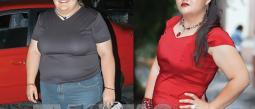 Alejandra Ley ha perdido 37 kilos pero desea deshacerse de otros 20.