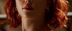 Scarlett Johansson como 'La Viuda negra'.