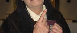 Nora Velázquez está vetada en Televisa.
