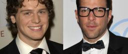 Jonathan Groff y Zachary Quinto sí andan.