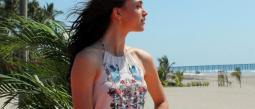 Melissa da vida a Olvido en Siempre tuya... Acapulco.