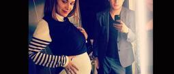 Ninel Conde y Giovanni Medina presumen su embarazo en redes sociales.