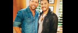 Federico Díaz y Santiago Garza llevan 11 años de conocerse y 2 de relación.