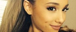 Ariana Grande asegura que ella no es la de las fotos infiltradas.