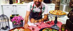 Mariano Sandoval es el chef que ha llegado a conquistar los corazones de la televisión con sus recetas de cocina.