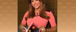 María Celeste Ararrás lanzó nueva edición del libro El secreto de Selena.