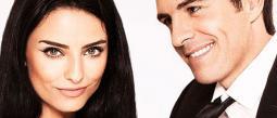 En la película A la mala, fue donde se conocieron Aisliin Derbez y Mauricio Ochmann y empezaron su romance.