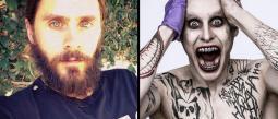 Revelan el nuevo rostro de Joker intepretado por Jared Leto.