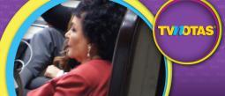 Carmelita Salinas se queda dormida en plena sesión de la Cámara de Diputados.