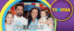 Mayra Rojas y toda su familia hicieron del segundo cumpleaños de Lucianna un día muy especial.