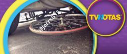 Ciclista murió en Iztacalco y otra joven, en la Delegación Miguel Hidalgo.