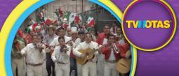Toque de Bandera versión cumbia ¡la nueva forma de celebrar el Día de la Bandera!