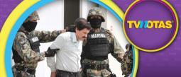 Extraditarán a El Chapo Guzmán a Estados Unidos.