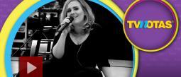 Adele ofrece ser madre sustituta de una pareja gay que se comprometió en su concierto en Dinamarca.