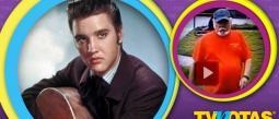Elvis Presley estaría vivo y sería ¡el jardinero de su mansión de Graceland!