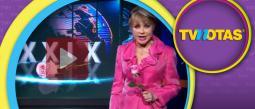 Lolita Ayala rompe en llanto al despedirse de su noticiario, después de 29 años de transmisiones.
