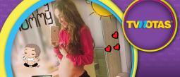 Anahí calla bocas a sus detractores y demuestra que su embarazo es real.