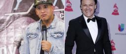 Daddy Yankee y Pedro Fernández en dueto.