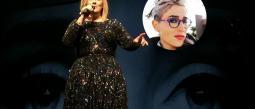 Adele y Maca Carriedo.