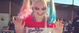 Doble de Harley Quinn impacta las redes con su gran parecido.
