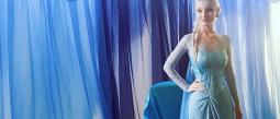 Elsa Frozen.