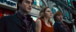 'Harry Potter y las Reliquias de la Muerte'.