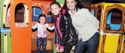 Mayra Rojas disfruta de la Navidad con su hija Ivana ¡y Luciana!