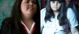 Actriz de 'Perras' tuvo una sexy transformación.