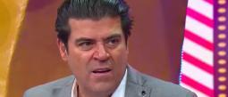Burro Van Rankin se humilla solo en 'Hoy'.