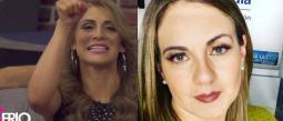 Azalia le mienta la madre a Flor Rubio en plena transmisión.