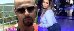 Esteban Loaiza encara a la prensa y responde si tuvo relaciones con la Chiquis