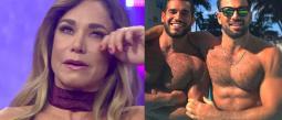 Así reaccionó Lis Vega al ver a su exmarido con nuevo y sensual novio