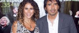 Vica Andrade y Memo del Bosque n